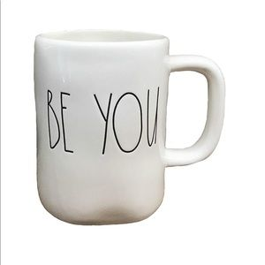 Rae Dunn { Be You } Ceramic Artisan Coffee Mug